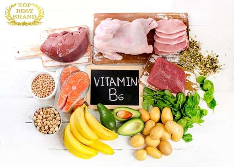 แนะนำ 10 ผลิตภัณฑ์เสริมอาหารวิตามินบี6 ประโยชน์ดี ๆ ที่ร่างกายขาดไม่ได้ [wpsm_custom_meta type=date field=year] 1
