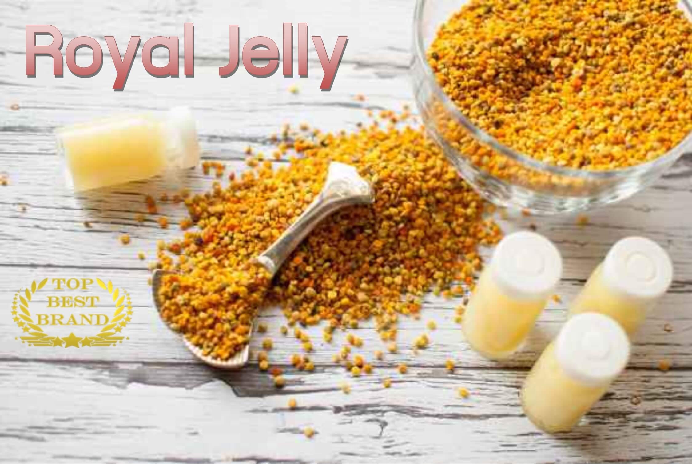 10 'อาหารเสริมนมผึ้ง' ที่ดีที่สุด บำรุงร่างกายให้แข็งแรง พร้อมให้ผิวสวย สุขภาพดี 1