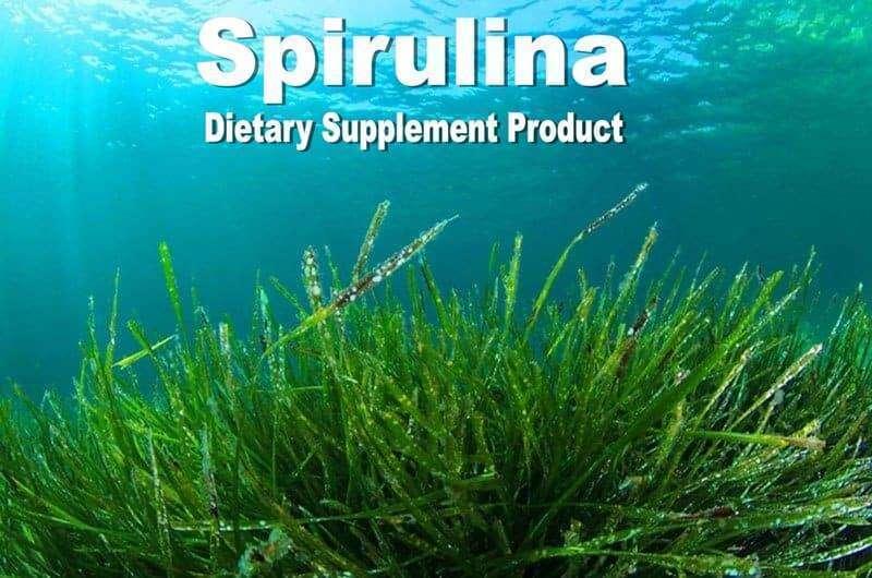 10 อาหารเสริมสาหร่ายสไปรูลิน่าสกัด สารอาหารมากประโยชน์จากท้องทะเล 1
