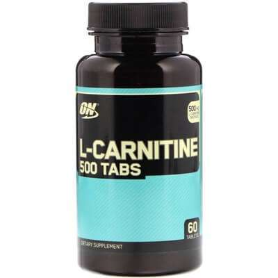 ดูแลหุ่นให้ดูดีได้อย่างใจด้วย10 L-carnitine ตัวช่วยเผาผลาญไขมันเสริมสร้างกล้ามเนื้อ 6