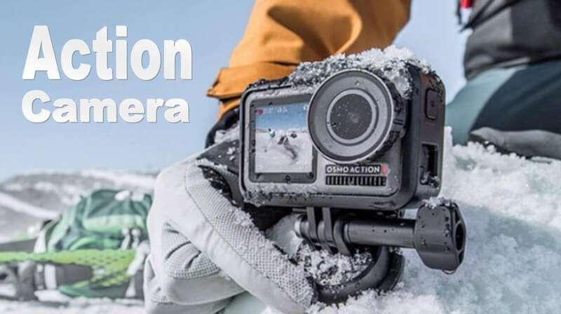 10 action camera 2020 ที่สายลุยต้องมี ให้คุณเก็บทุกความทรงจำได้ชัดเจนเหมือนจริง 1