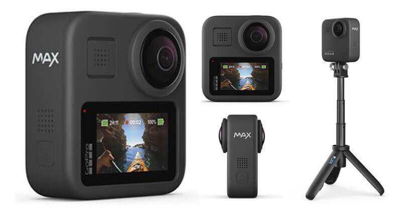10 action camera 2020 ที่สายลุยต้องมี ให้คุณเก็บทุกความทรงจำได้ชัดเจนเหมือนจริง 2