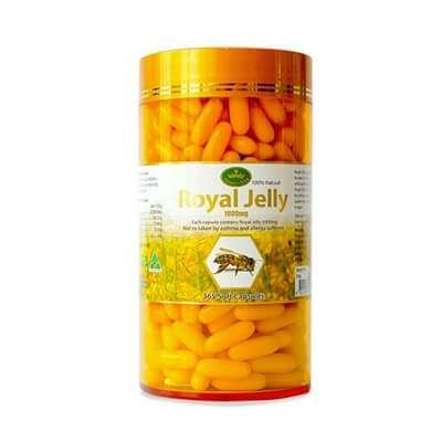 10 'อาหารเสริมนมผึ้ง' ที่ดีที่สุด บำรุงร่างกายให้แข็งแรง พร้อมให้ผิวสวย สุขภาพดี 3