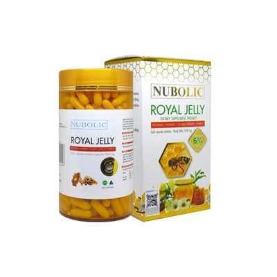 10 'อาหารเสริมนมผึ้ง' ที่ดีที่สุด บำรุงร่างกายให้แข็งแรง พร้อมให้ผิวสวย สุขภาพดี 6