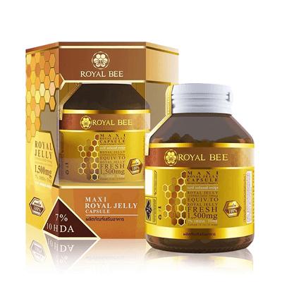 10 'อาหารเสริมนมผึ้ง' ที่ดีที่สุด บำรุงร่างกายให้แข็งแรง พร้อมให้ผิวสวย สุขภาพดี 4