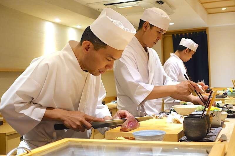 10 ร้านโอมากาเสะ คุณภาพดี [wpsm_custom_meta type=date field=year] ให้คุณได้ลิ้มลองความอร่อยตามตำรับญี่ปุ่น 11