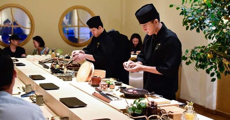 10 ร้านโอมากาเสะ คุณภาพดี [wpsm_custom_meta type=date field=year] ให้คุณได้ลิ้มลองความอร่อยตามตำรับญี่ปุ่น 7