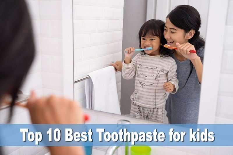 ปกป้องช่องปากให้แข็งแรงด้วย 10 ยาสีฟันสำหรับเด็ก ป้องกันฟันผุช่วยลดแบคทีเรีย [wpsm_custom_meta type=date field=year] 1