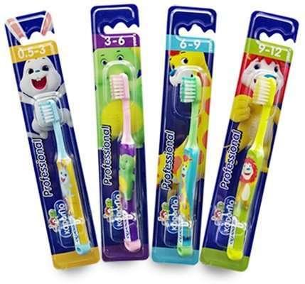 ดูแลฟันอย่างรู้ใจเด็กด้วย 10 แบรนด์แปรงสีฟันสำหรับเด็ก ให้ฟันสะอาดแข็งแรงได้ตั้งแต่ซี่แรก [wpsm_custom_meta type=date field=year] 2