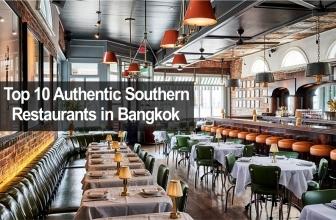 10 ร้านอาหารใต้ที่อร่อยและดีในกรุงเทพ