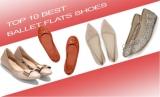 10 รองเท้าทรงบัลเล่ต์สวย ๆ ในปี 2021