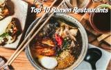 10 ร้านราเมนที่ดีที่สุดในกรุงเทพ อร่อยเข้มข้นจนต้องไปซ้ำ ๆ