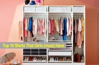 10 อันดับเสื้อที่สาว ๆ (ต้อง) มีไว้ในตู้