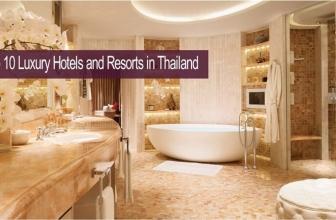 10 อันดับโรงแรมหรูในไทย สวยอลังการจนใครก็อยากเข้าพัก