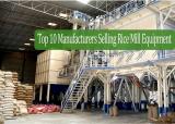 10 ผู้ผลิตและจำหน่ายอุปกรณ์โรงสีข้าว ที่ไหนดี ฉบับล่าสุด 2021