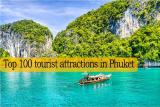 100 สถานที่ที่ได้รับความนิยมสูงสุดในภูเก็ต