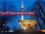 จุดเช็คอิน 100 สถานที่ยอดนิยมในเกาหลี สายเที่ยวต้องไม่พลาด