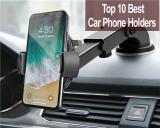10 Phone Holder อุปกรณ์ยึดมือถือในรถ/ขาจับโทรศัพท์ ยี่ห้อไหนดี ฉบับล่าสุดปี 2021