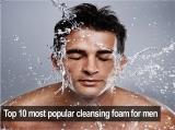 10 อันดับโฟมล้างหน้าสำหรับผู้ชายยอดนิยม
