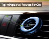 10 น้ำหอมปรับอากาศในรถยนต์ยอดนิยม หอมฟุ้ง กลิ่นติดทนนาน 2021