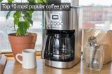 10 แบรนด์หม้อต้มกาแฟที่คอกาแฟต้องไม่พลาด