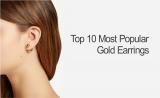 10 ดีไซท์ต่างหูทองยอดนิยม แบบคลาสสิคใส่ได้ตลอดกาล 2021