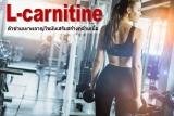 ดูแลหุ่นให้ดูดีได้อย่างใจด้วย10 L-carnitine ตัวช่วยเผาผลาญไขมันเสริมสร้างกล้ามเนื้อ