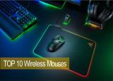 TOP 10 Wireless Mouse เจ้าหนูไร้สายแบรนด์ไหนใช่สำหรับคุณ