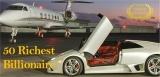 50 อันดับ มหาเศรษฐี ในประเทศไทย